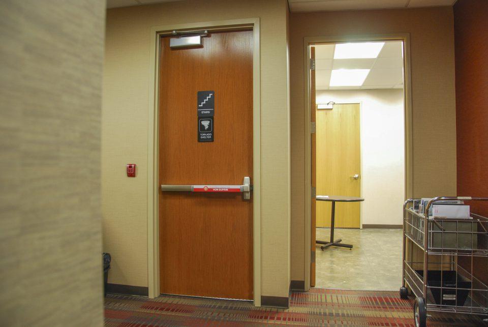 Hollow metal doors, frames, wood doors, architectural hardware