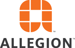 Focusing on security around the door and adjacent areas, Allegion produces a range of solutions for homes, businesses, schools and other institutions.