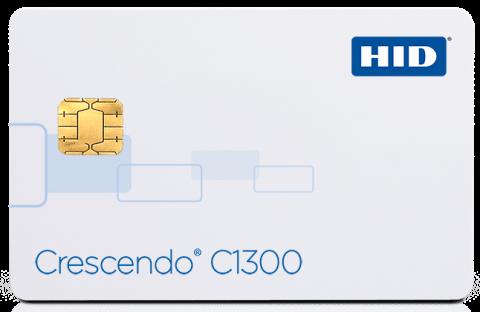 HID's Crescendo Smart Card.