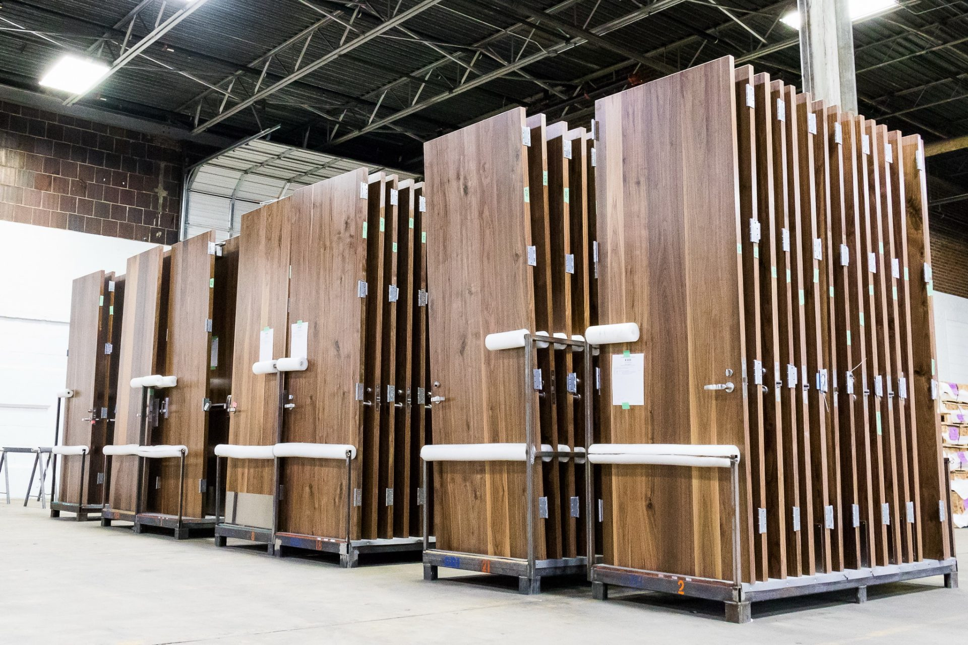 Shop Applied Hardware with doors ready to ship and install