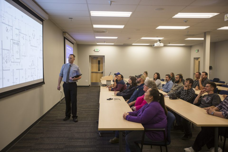 Ongoing education and training help our employees advance their careers
