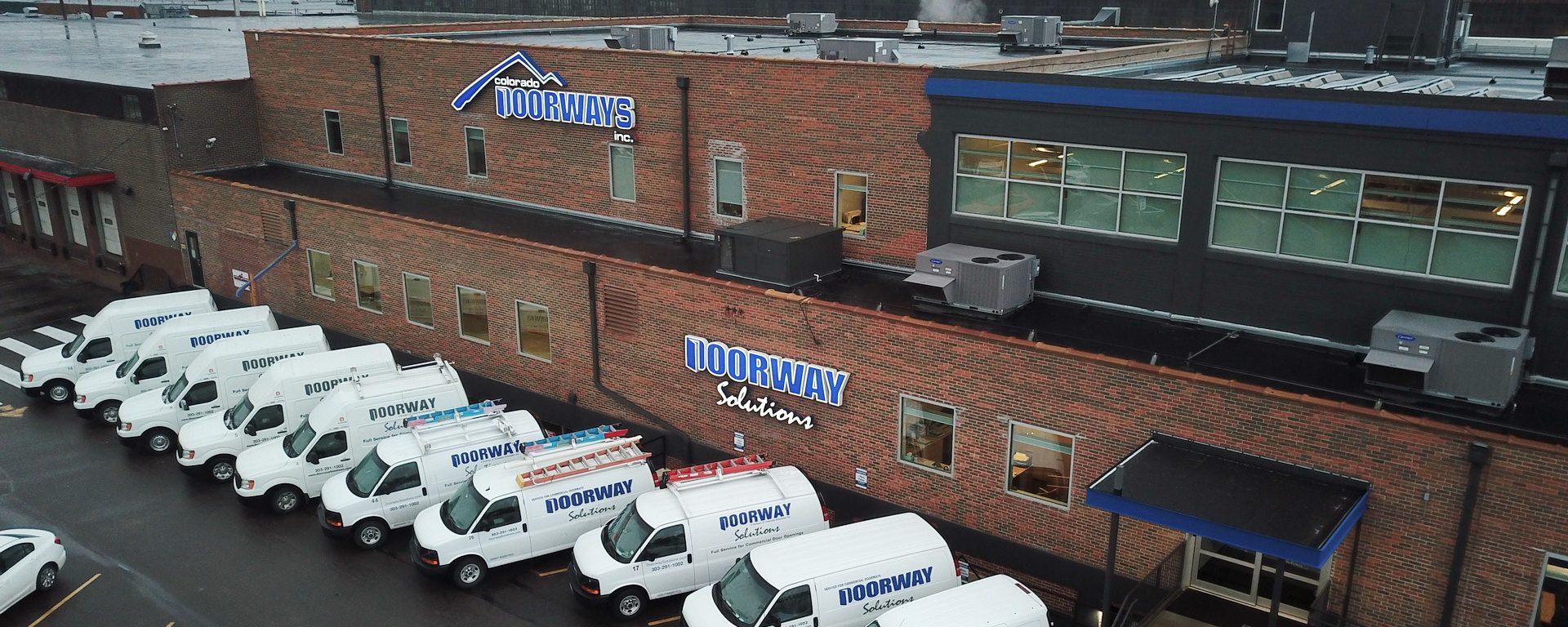 Doorways Field Service Units