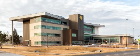 Laramie County Community College Clay Pathfinder Building
